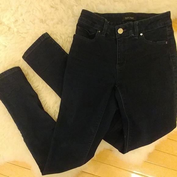 White House Black Market Denim - WHBM Skinny Jeans